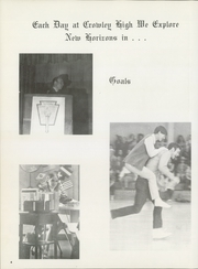 Page 8, 1971 Edition, Crowley High School - Talon Yearbook (Crowley, TX) online yearbook collection