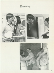 Page 9, 1971 Edition, Crowley High School - Talon Yearbook (Crowley, TX) online yearbook collection