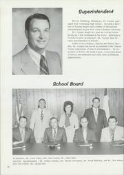 Page 16, 1973 Edition, Crowley High School - Talon Yearbook (Crowley, TX) online yearbook collection