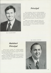 Page 17, 1973 Edition, Crowley High School - Talon Yearbook (Crowley, TX) online yearbook collection