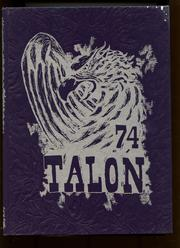 1974 Edition, Crowley High School - Talon Yearbook (Crowley, TX)