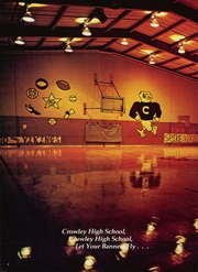 Page 12, 1974 Edition, Crowley High School - Talon Yearbook (Crowley, TX) online yearbook collection