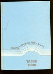 1980 Edition, Crowley High School - Talon Yearbook (Crowley, TX)