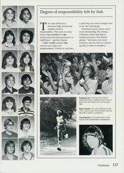 Page 149, 1982 Edition, Crowley High School - Talon Yearbook (Crowley, TX) online yearbook collection