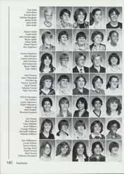 Page 152, 1982 Edition, Crowley High School - Talon Yearbook (Crowley, TX) online yearbook collection