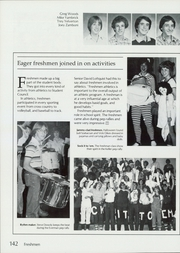 Page 154, 1982 Edition, Crowley High School - Talon Yearbook (Crowley, TX) online yearbook collection