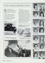 Page 156, 1982 Edition, Crowley High School - Talon Yearbook (Crowley, TX) online yearbook collection