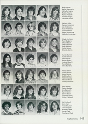 Page 157, 1982 Edition, Crowley High School - Talon Yearbook (Crowley, TX) online yearbook collection
