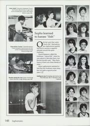 Page 160, 1982 Edition, Crowley High School - Talon Yearbook (Crowley, TX) online yearbook collection