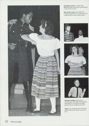 Page 44, 1982 Edition, Crowley High School - Talon Yearbook (Crowley, TX) online yearbook collection