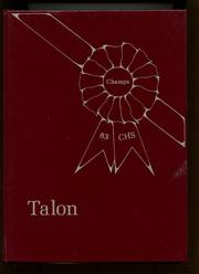 1983 Edition, Crowley High School - Talon Yearbook (Crowley, TX)
