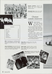 Page 10, 1983 Edition, Crowley High School - Talon Yearbook (Crowley, TX) online yearbook collection