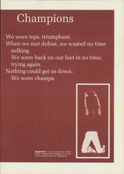 Page 3, 1983 Edition, Crowley High School - Talon Yearbook (Crowley, TX) online yearbook collection