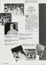 Page 6, 1983 Edition, Crowley High School - Talon Yearbook (Crowley, TX) online yearbook collection