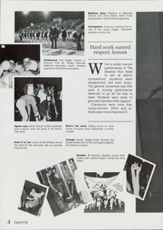 Page 8, 1983 Edition, Crowley High School - Talon Yearbook (Crowley, TX) online yearbook collection