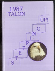 1987 Edition, Crowley High School - Talon Yearbook (Crowley, TX)