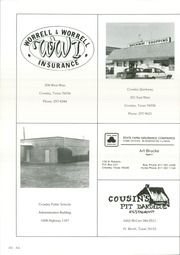 Page 226, 1987 Edition, Crowley High School - Talon Yearbook (Crowley, TX) online yearbook collection
