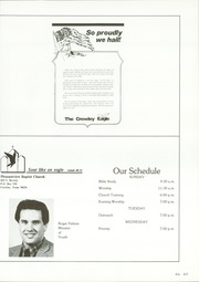 Page 227, 1987 Edition, Crowley High School - Talon Yearbook (Crowley, TX) online yearbook collection