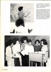 Page 16, 1975 Edition, Worthing High School - Colt Yearbook (Houston, TX) online yearbook collection