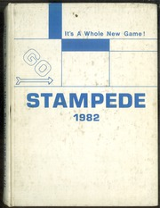 1982 Edition, James E Taylor High School - Stampede Yearbook (Katy, TX)
