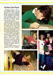 Page 12, 1982 Edition, James E Taylor High School - Stampede Yearbook (Katy, TX) online yearbook collection