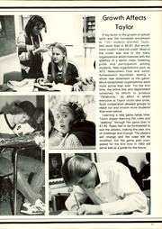 Page 15, 1982 Edition, James E Taylor High School - Stampede Yearbook (Katy, TX) online yearbook collection