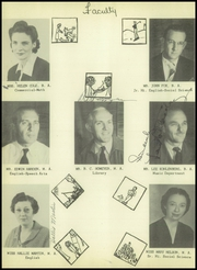 Page 10, 1948 Edition, New Braunfels High School - Unicorn Yearbook (New Braunfels, TX) online yearbook collection