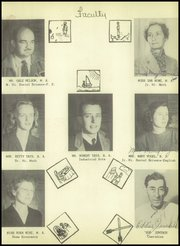 Page 11, 1948 Edition, New Braunfels High School - Unicorn Yearbook (New Braunfels, TX) online yearbook collection