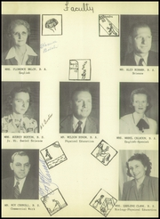 Page 9, 1948 Edition, New Braunfels High School - Unicorn Yearbook (New Braunfels, TX) online yearbook collection