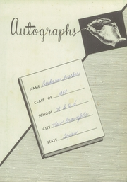 Page 3, 1957 Edition, New Braunfels High School - Unicorn Yearbook (New Braunfels, TX) online yearbook collection