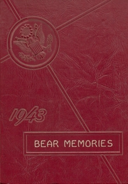 Page 1, 1943 Edition, Pharr San Juan Alamo High School - Bear Memories Yearbook (Alamo, TX) online yearbook collection
