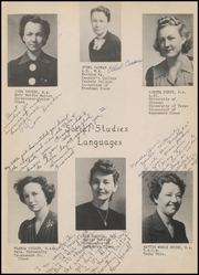 Page 11, 1943 Edition, Pharr San Juan Alamo High School - Bear Memories Yearbook (Alamo, TX) online yearbook collection