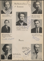 Page 12, 1943 Edition, Pharr San Juan Alamo High School - Bear Memories Yearbook (Alamo, TX) online yearbook collection