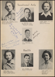 Page 13, 1943 Edition, Pharr San Juan Alamo High School - Bear Memories Yearbook (Alamo, TX) online yearbook collection