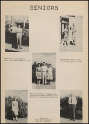Page 16, 1943 Edition, Pharr San Juan Alamo High School - Bear Memories Yearbook (Alamo, TX) online yearbook collection