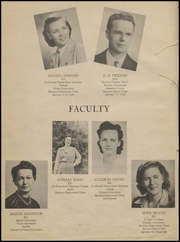 Page 12, 1945 Edition, Pharr San Juan Alamo High School - Bear Memories Yearbook (Alamo, TX) online yearbook collection