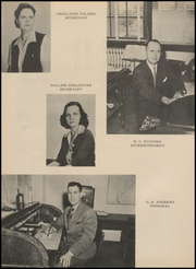 Page 12, 1947 Edition, Pharr San Juan Alamo High School - Bear Memories Yearbook (Alamo, TX) online yearbook collection