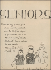 Page 17, 1947 Edition, Pharr San Juan Alamo High School - Bear Memories Yearbook (Alamo, TX) online yearbook collection