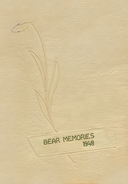 1948 Edition, Pharr San Juan Alamo High School - Bear Memories Yearbook (Alamo, TX)