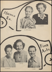 Page 17, 1949 Edition, Pharr San Juan Alamo High School - Bear Memories Yearbook (Alamo, TX) online yearbook collection