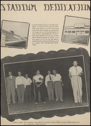 Page 8, 1949 Edition, Pharr San Juan Alamo High School - Bear Memories Yearbook (Alamo, TX) online yearbook collection