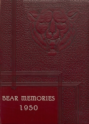 1950 Edition, Pharr San Juan Alamo High School - Bear Memories Yearbook (Alamo, TX)