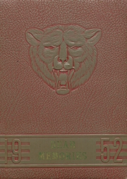 Page 1, 1952 Edition, Pharr San Juan Alamo High School - Bear Memories Yearbook (Alamo, TX) online yearbook collection