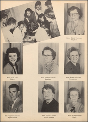 Page 16, 1952 Edition, Pharr San Juan Alamo High School - Bear Memories Yearbook (Alamo, TX) online yearbook collection