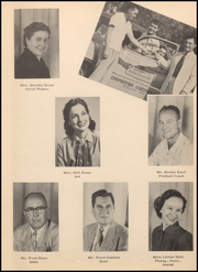 Page 17, 1952 Edition, Pharr San Juan Alamo High School - Bear Memories Yearbook (Alamo, TX) online yearbook collection