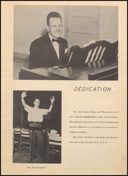 Page 7, 1952 Edition, Pharr San Juan Alamo High School - Bear Memories Yearbook (Alamo, TX) online yearbook collection