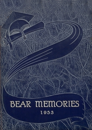 1953 Edition, Pharr San Juan Alamo High School - Bear Memories Yearbook (Alamo, TX)