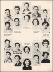 Page 42, 1953 Edition, Pharr San Juan Alamo High School - Bear Memories Yearbook (Alamo, TX) online yearbook collection