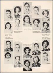 Page 50, 1953 Edition, Pharr San Juan Alamo High School - Bear Memories Yearbook (Alamo, TX) online yearbook collection