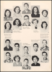 Page 53, 1953 Edition, Pharr San Juan Alamo High School - Bear Memories Yearbook (Alamo, TX) online yearbook collection